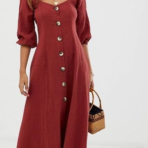 Dress by ASOS DESIGN